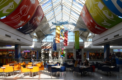 "Interior Renovation of the Shopping Center ""Festival"""